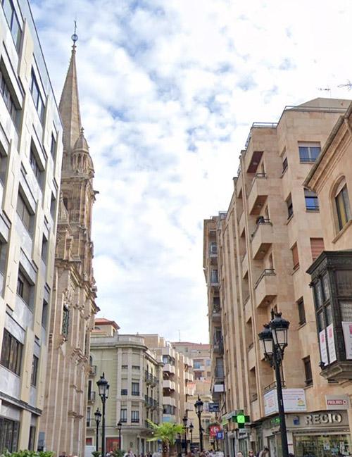 CE Consulting Salamanca Centro